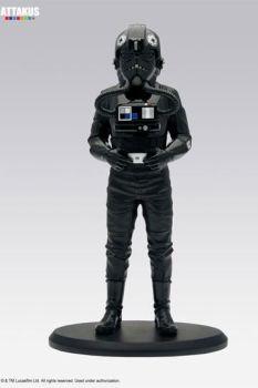 Star Wars Elite Collection Statue Tie Fighter Pilot 18 cm ATASW031