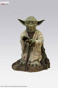 Star Wars Episode V Elite Collection Statue Yoda on Dagobah 16 cm ATASW104