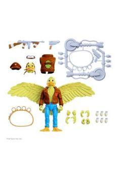 Teenage Mutant Ninja Turtles Ultimates Action Figure Ace Duck 18 cm SUP7-UL-TMNTW06-ACE-01