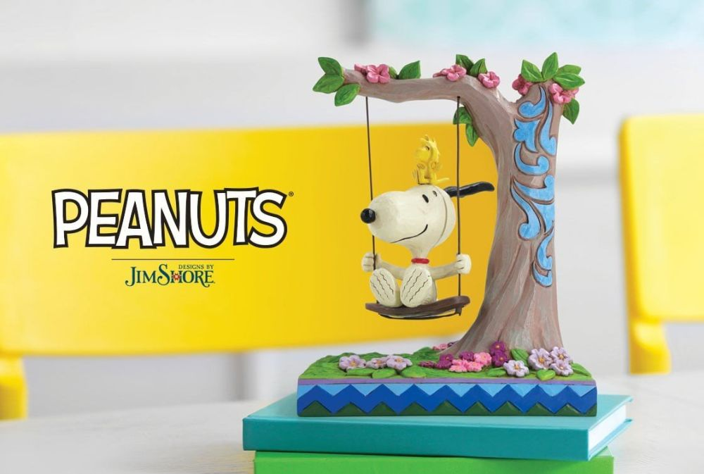 Peanuts by Jim Shore