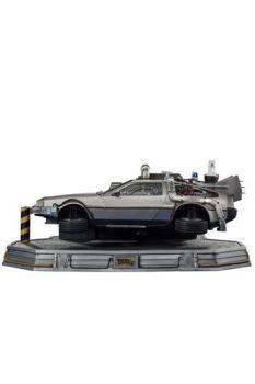 Back to the Future II Art Scale Statue 1/10 DeLorean 58 cm IS12862