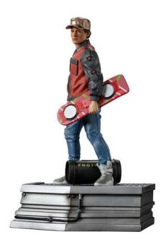 Back to the Future II Art Scale Statue 1/10 Marty McFly 22 cm IS12860