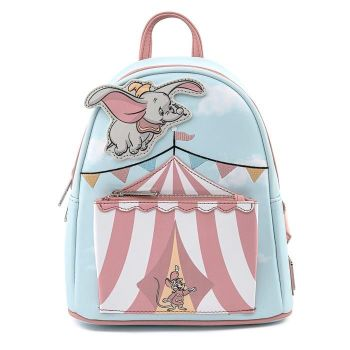 Disney by Loungefly Backpack Dumbo Flying Circus Tent LF-WDBK1475