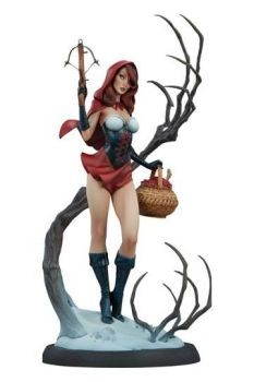 Fairytale Fantasies Collection Statue Red Riding Hood 48 cm SS200552