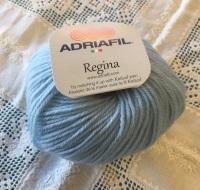 a. Regina 100% Merino DK - 42 pale blue