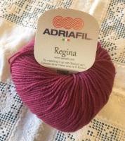 j. Regina 100% Merino DK - 53 dark pink