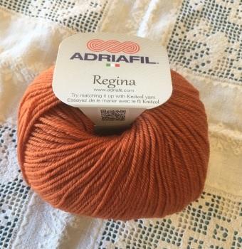q. Regina 100% Merino DK - 35 orange