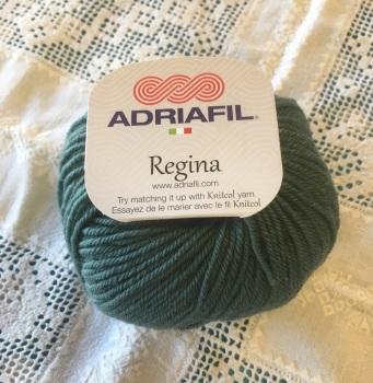t. Regina 100% Merino DK - 52 teal