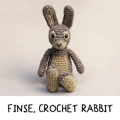 Finse the Rabbit - Cotton