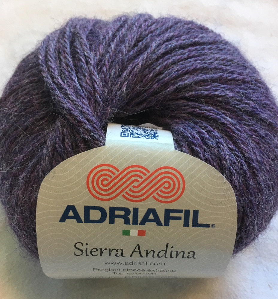 Sierra Andina 100% extra fine Alpaca Sportweight