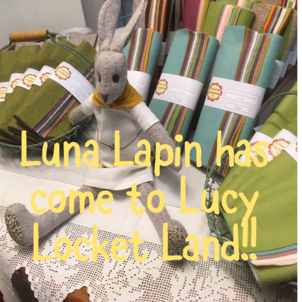 Lovely Luna Lapin