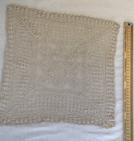 Intricate Lace square
