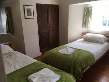 Room 4 - 50% deposit shared occupancy of twin room ACCESSED VIA ROOM 3