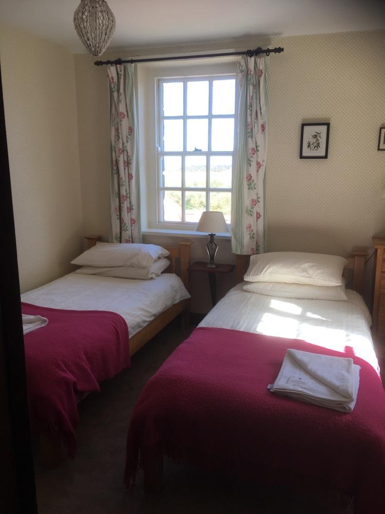 Room 8 - 50% deposit shared occupancy of twin room with en-suite