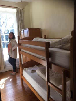 Room 2 Deposit - 50% payment for: Sole occupancy of a small single room with bunk beds