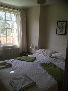 Room 7 Balance for Claire - 50% payment for: Sole occupancy of a double room with ensuite