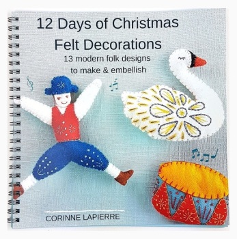 1. NEW 12 Days of Christmas Book