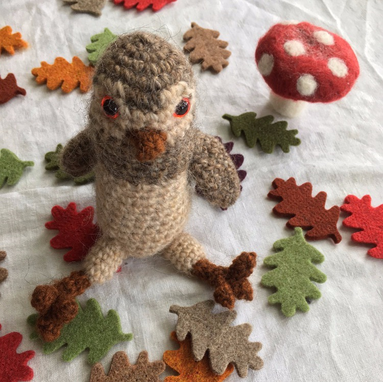 Autumnal Crochet Kits