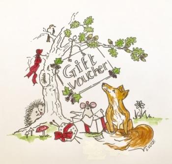 A Lucy Locket Land Gift Voucher