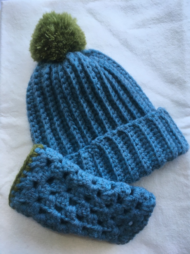 c. 50% Deposit for Beginner's Crochet 2 week Course - Friday afternoons sta