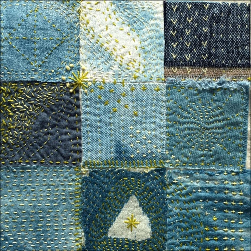 8. Mindful Stitching with the Border Tart! Saturday 23rd May 10.30-1