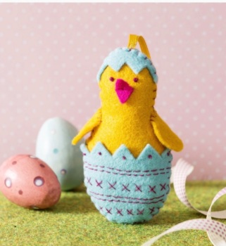 Craft Mini Kit - Chick in egg