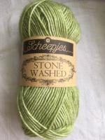 Scheepjes Stonewashed - 806 Canada Jade
