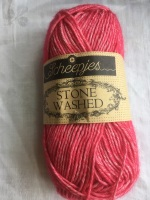 Scheepjes Stonewashed - 807 Red Jasper