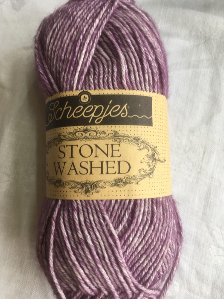 Scheepjes Stonewashed - 811 Deep Amethyst