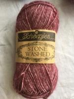 Scheepjes Stonewashed - 810 Garnet