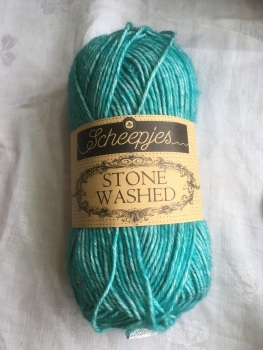 Scheepjes Stonewashed - 815 Green Agate