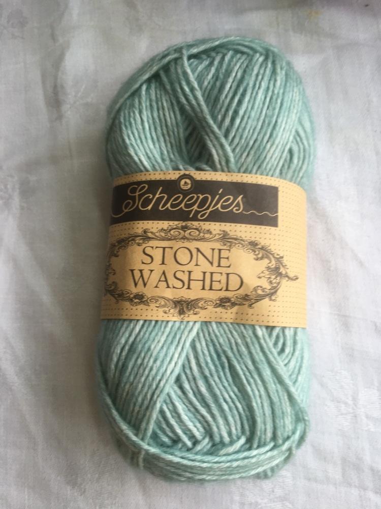Scheepjes Stonewashed - 828 Larimar