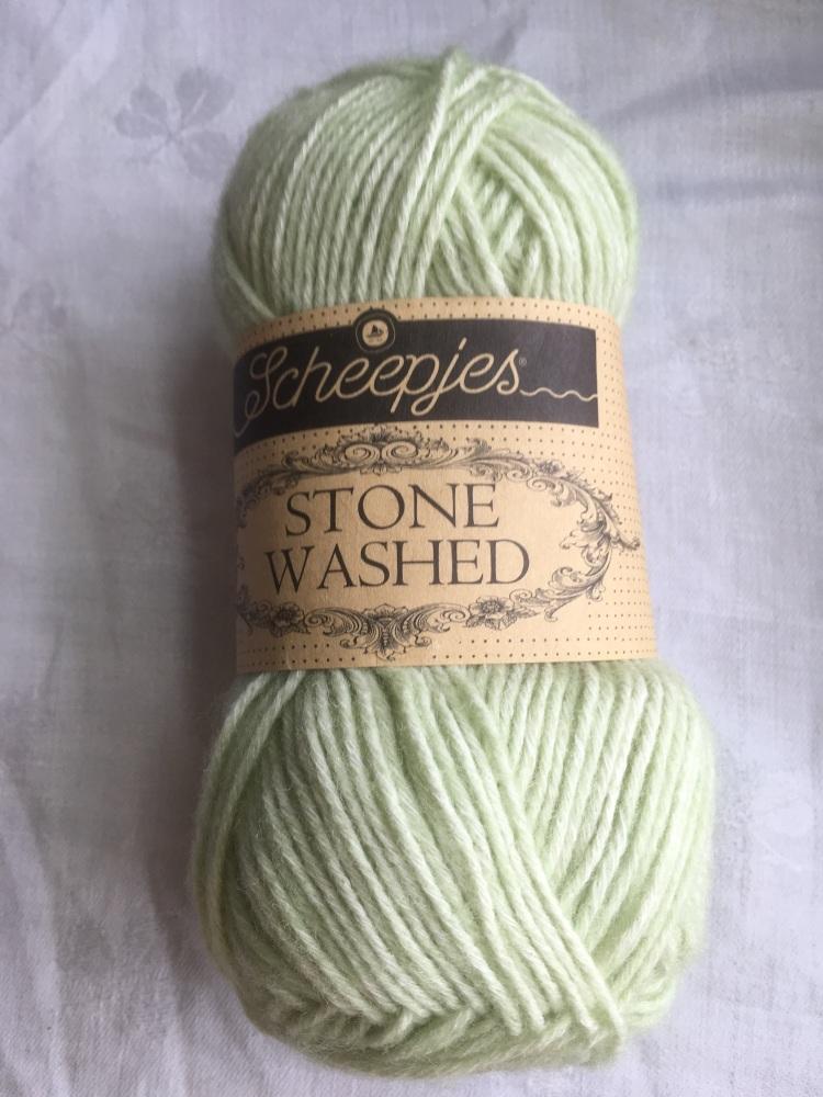 Scheepjes Stonewashed - 819 New Jade