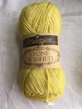 Scheepjes Stonewashed - 812 Lemon Quartz