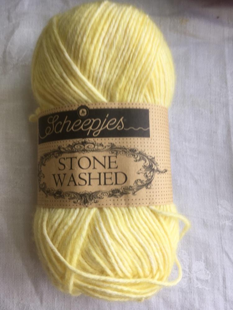 Scheepjes Stonewashed - 817 Citrine