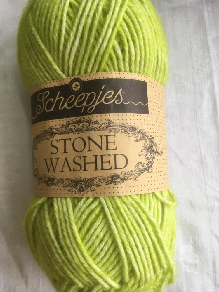 Scheepjes Stonewashed - 827 Peridot