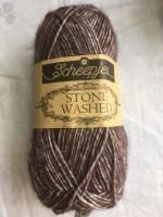 Scheepjes Stonewashed - 829 Obsidian