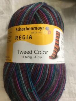Regia 4ply - Tweed Color 07495