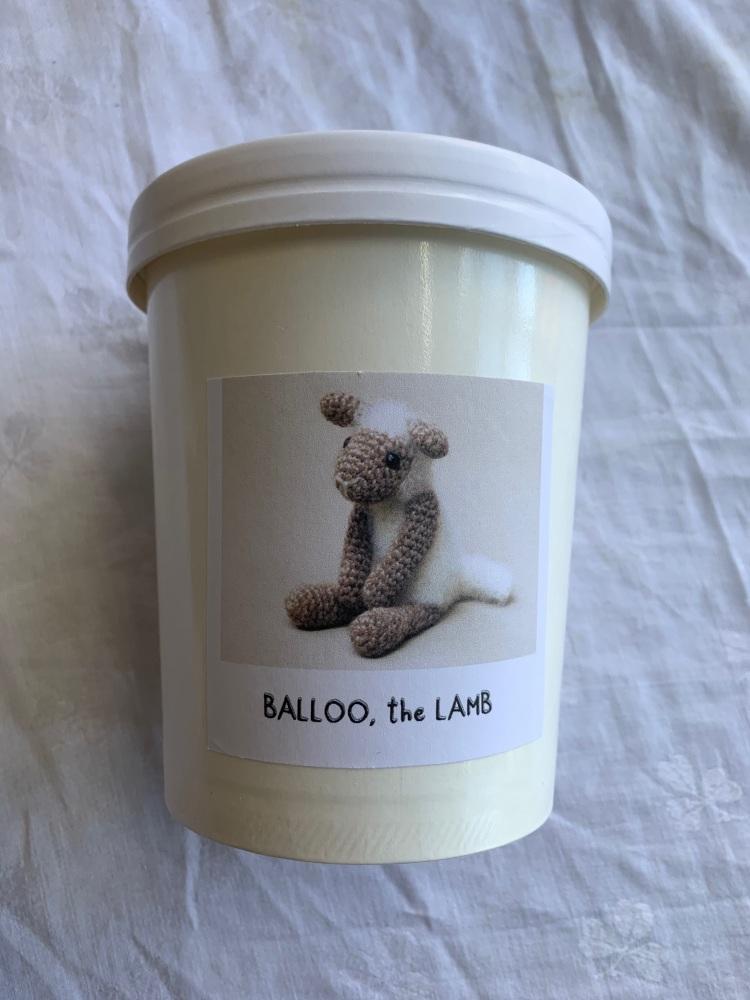 Simply Cotton - Balloo the Lamb