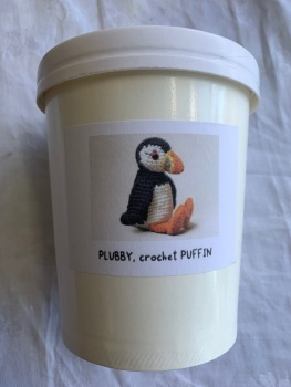 Simply Cotton Plubby the Puffin