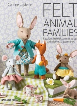 Corinne Lapierre's Animal Families book