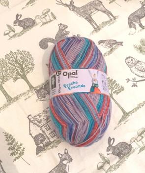 Opal 4ply - Freche Freunde 9761