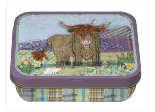Ginger Coo Mini Tins