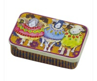 Woolly Sheep in Sweaters Pocket Tin