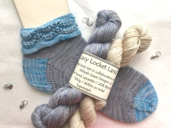Arete Sock Sets with Alitzah Grant Designs #7