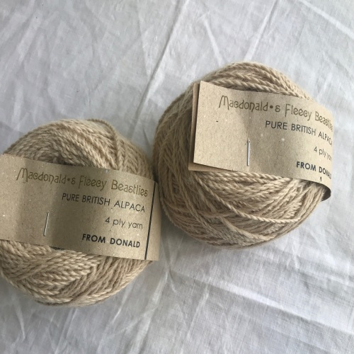 4ply from Donald