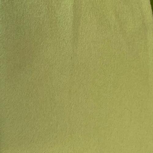 Medium sized Wool Felt piece  - meadow green