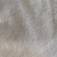 Medium sized Wool Felt piece  - natural white