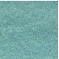 Medium sized Wool Felt piece  - soft turquoise