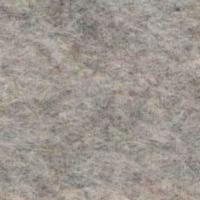 Medium sized Wool Felt piece  - grey Marl